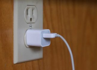 circuit prise de courant