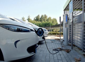 fonctionnement d'une voiture électrique